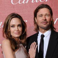 """Brad Pitt à Angelina Jolie : """"Tu pues du bec chérie, bonne Saint Valentin !"""""""