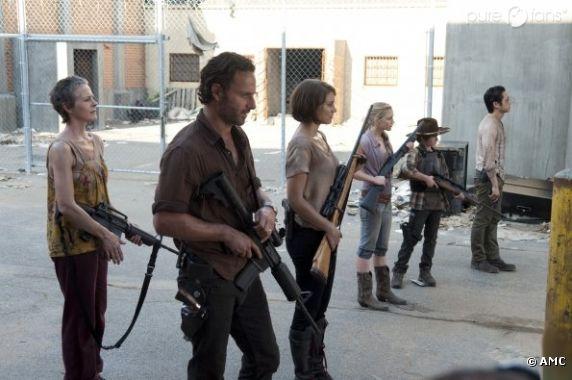Rick va-t-il rester le leader dans The Walking Dead ?