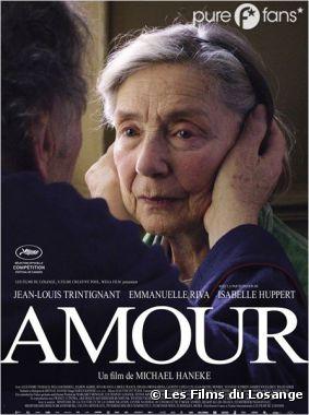 Amour domine les César 2013