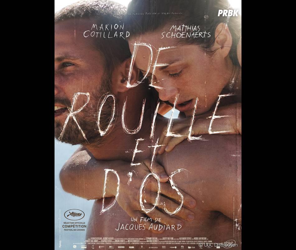 De Rouille et D'Os a remporté 4 César en 2013
