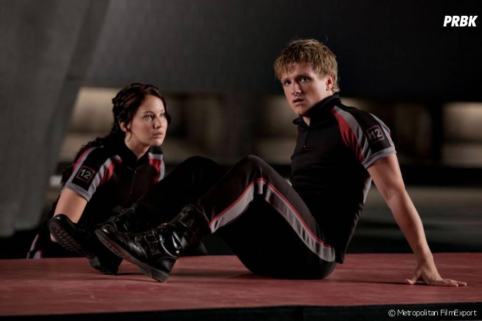 Jennifer Lawrence a explosé face à Josh Hutcherson