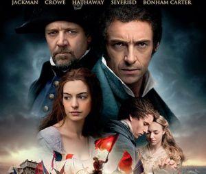 Les Misérables a remporté 3 Oscars