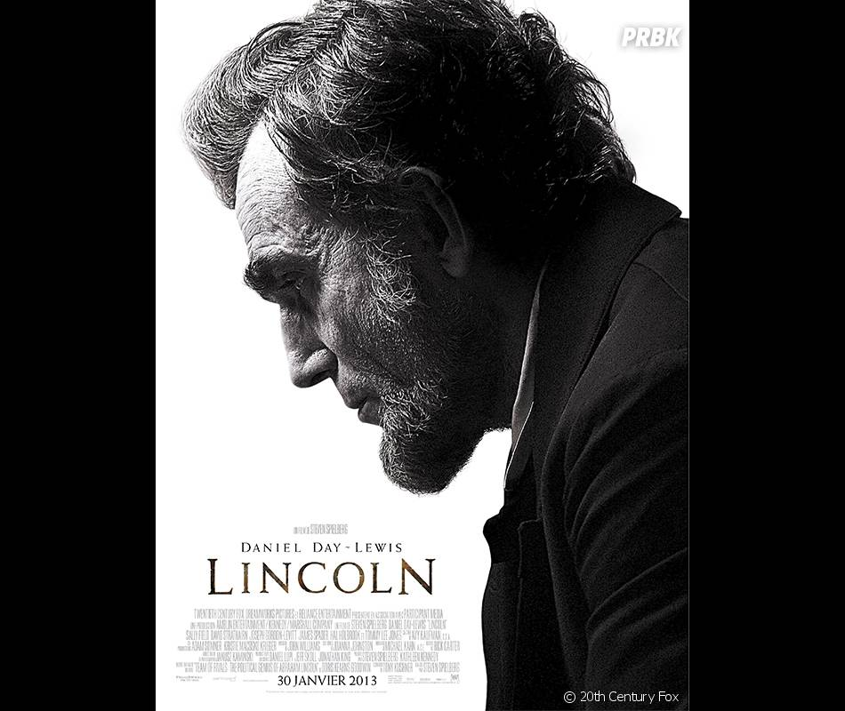 daniel Day-Lewis gagnant grâce à Lincoln