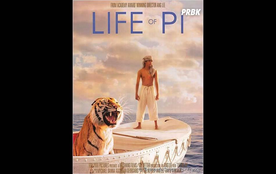 L'Odyssée de Pi a fait sensation aux Oscars 2013