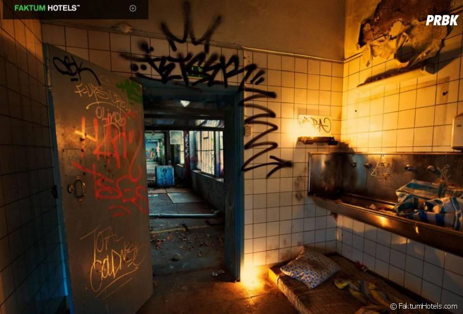 L'Hôtel Faktum est né pour la bonne cause avec l'idée de récolter des fonds pour les démunis.