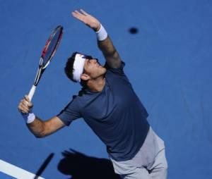 Del Potro, 7ème joueur au classement ATP