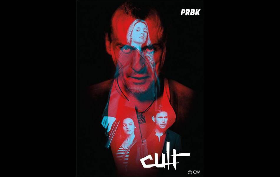 Cult sera diffusée le vendredi sur la CW