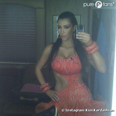 Kim Kardashian repense au corps qu'elle avait avant de tomber enceinte