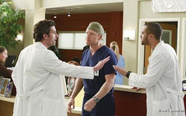 Des tensions entre les médecins dans la saison 9 de Grey's Anatomy