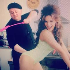 Les news WTF : Kelly Brook fessée, Holly Madison en MILF, le tatouage de Jennie Garth