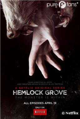Netflix fait flipper avec le poster de Hemlock Grove