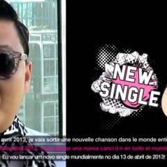 Psy : après le Gangnam Style, nouvelle chanson, nouvelle choré