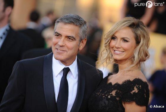 George Clooney et Stacy Keibler, séparés par les rumeurs