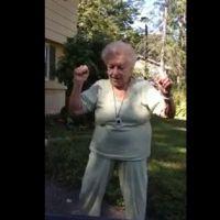 Mamie Nana : son déhanché plus fort que Psy ou le Harlem Shake ?