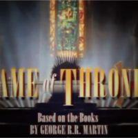 Game of Thrones : le générique version 90's