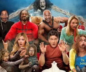 L'affiche de Scary Movie 5