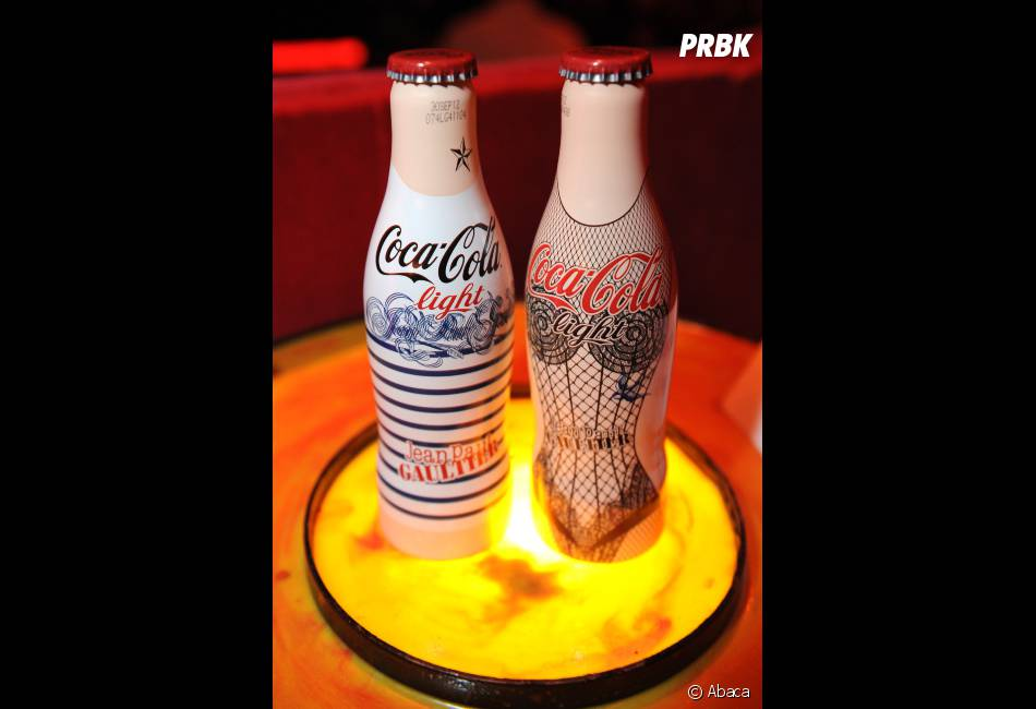 Après les bouteilles imaginées par Jean-Paul Gaulter, Coca-Cola proposera des bouteilles à votre nom