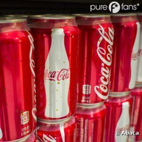 Des canettes de Coca-Cola avec votre prénom