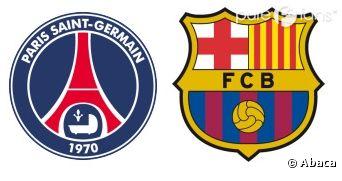 PSG Barcelone en Ligue des Champions