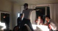 M. Pokora, Baptiste Giabiconi et Zaho font leur Harlem Shake
