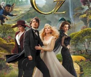 Le Monde Fantastique d'Oz numéro 1 du box-office pour son second week-end