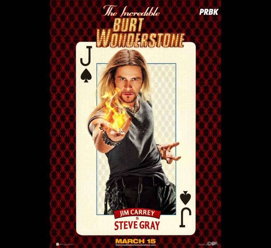 The Incredible Burt Wonderstone se ramasse au box-office US