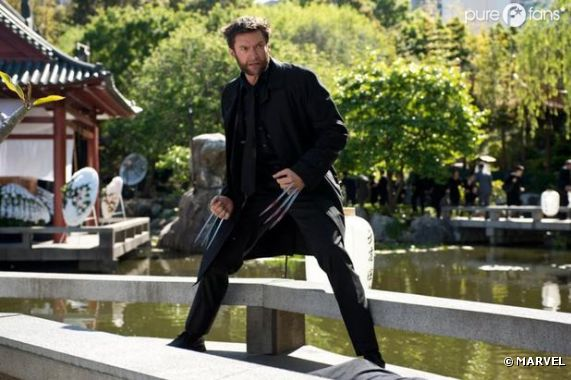 Hugh Jackman sort les griffes