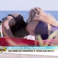 Les Anges de la télé-réalité 5 : Aurélie et Benjamin, le 1er bisou et guerre des bimbos (résumé)