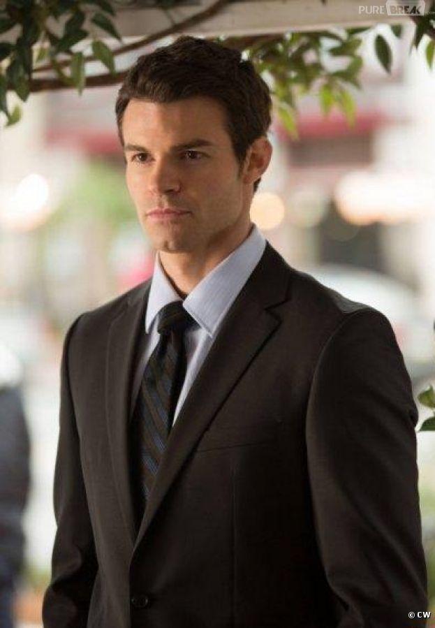 Elijah est de retour dans l'épisode 18 de la saison 4 de Vampire Diaries