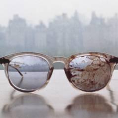 John Lennon : ses lunettes ensanglantées sur le Twitter de Yoko Ono