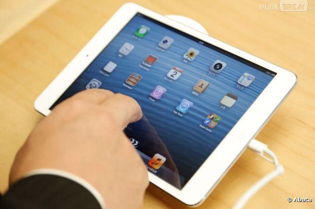 L'iPad adoré des ados