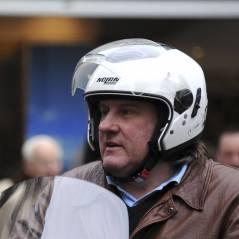 Gérard Depardieu : on a volé son scooter... Et là, c'est le drame !