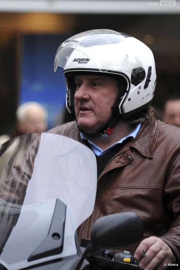 Le scooter de Gérard a été volé