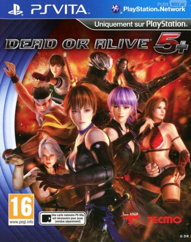 Dead Or Alive 5 Plus sur DS Vita : le jeu de baston ultime !