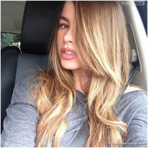 Sofia Vergara est devenue blonde