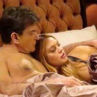 Lindsay Lohan et Charlie Sheen : après les cadeaux, ils se retrouvent (encore) au lit