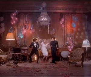 Léa Seydoux, égérie du parfum Candy de la dernier spot Prada (épisode 2)