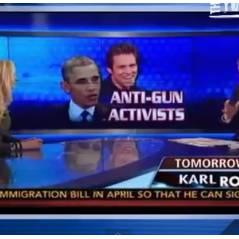 Jim Carrey se fait insulter par Fox News après sa parodie sur les armes à feu
