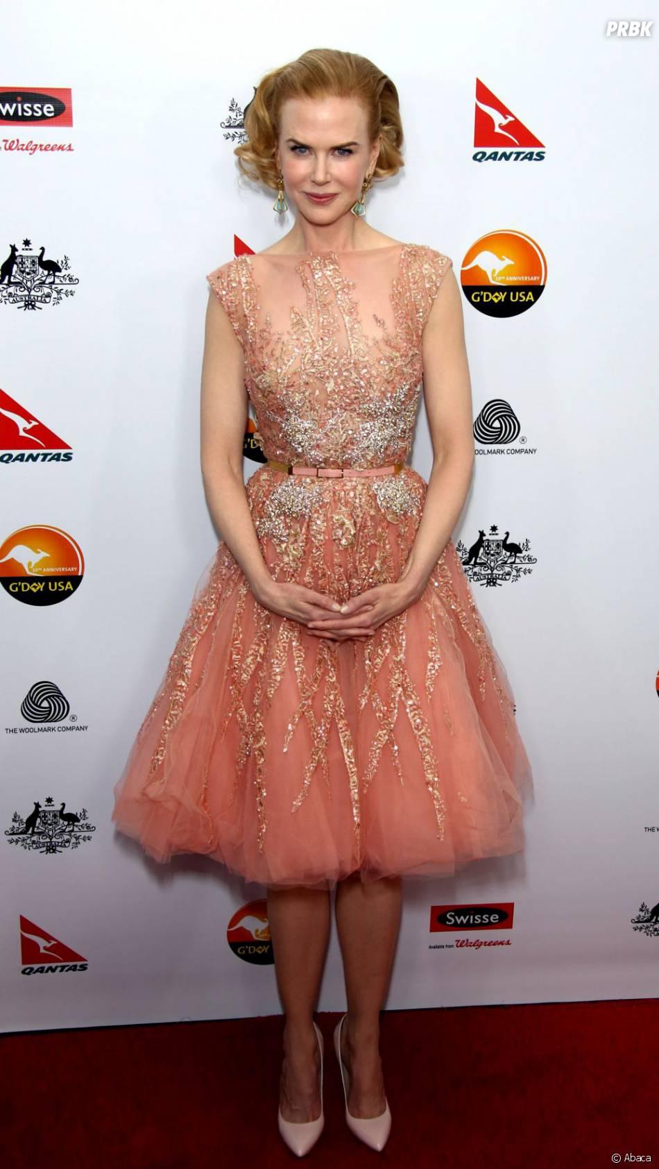 Nicole Kidman sera-t-elle à Cannes pour le Festival du 15 au 26 mai 2013 ?