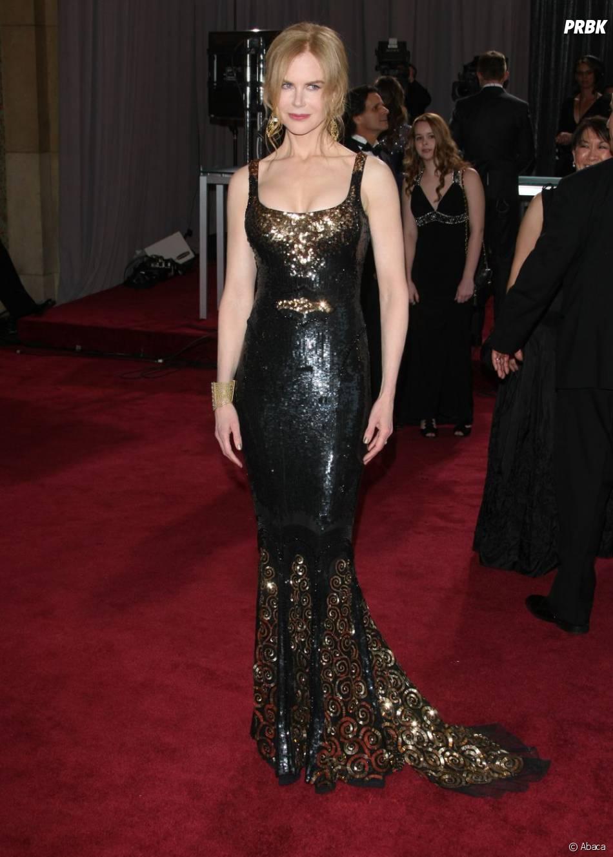 Nicole Kidman tourne actuellement le biopic sur Grace Kelly