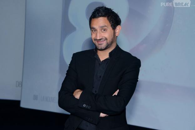 Cyril Hanouna, présentateur phare de D8
