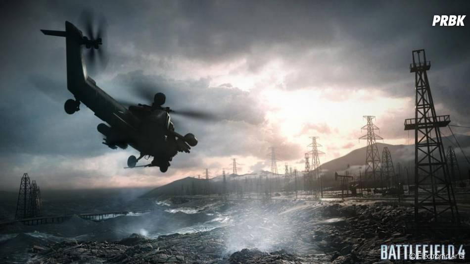 Battlefield 4, toujours plus grandiose graphiquement