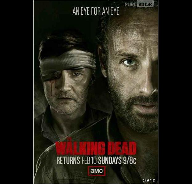 The Walking Dead saison 4 : le Gouverneur de retour ? Un personnage
