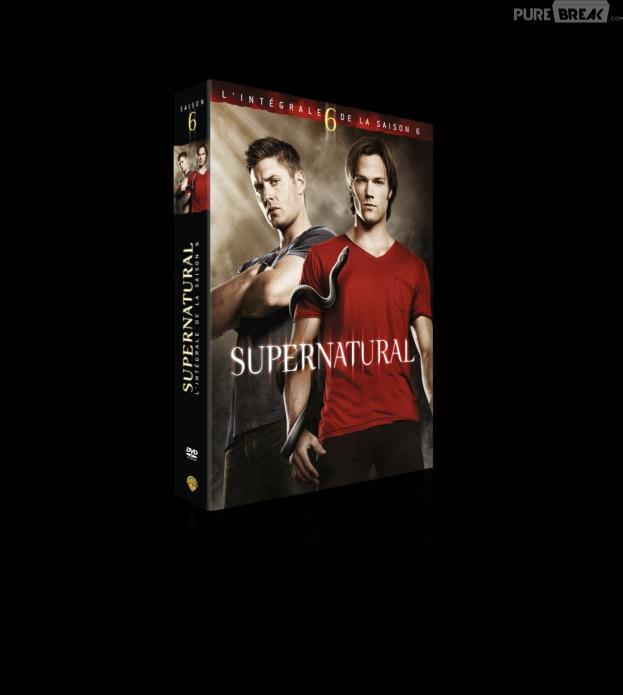 Supernatural débarque en DVD avec sa saison 6