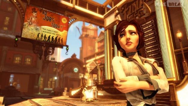Bioshock Infinite débarque sur Xbox 360, PS3 et PC