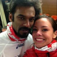 Marine Lorphelin : une Miss France 2013 sportive pour le Marathon de Paris