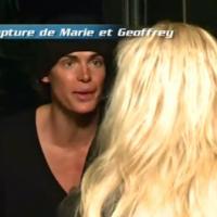 Les Anges de la télé-réalité 5 : Marie et Geoffrey, retrouvailles déjà tendues