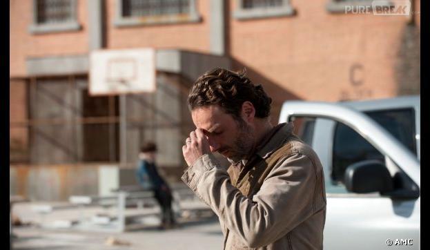Le final de The Walking Dead était différent