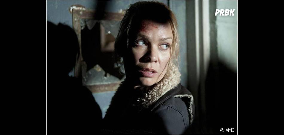 Andrea est morte dans The Walking Dead