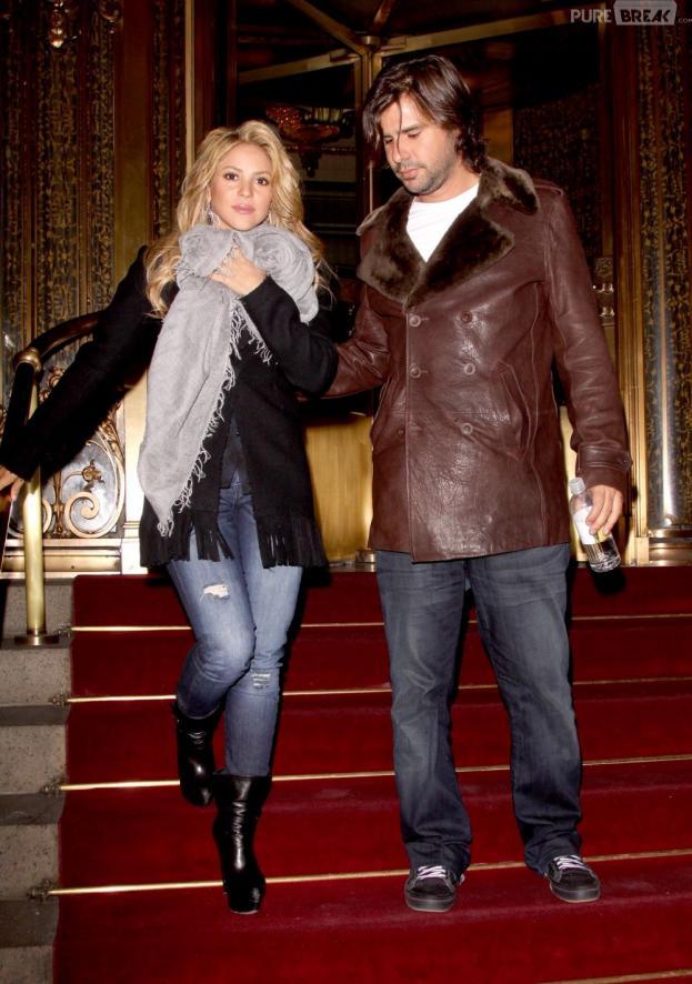 C'est la guerre entre Shakira et son ex !